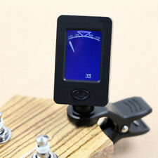 1pc Clip-On Digital Tuner Chromatic for Acoustic Electric Guitar Bass Violin New