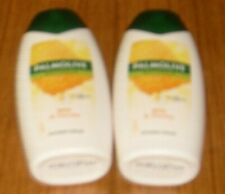 2 x Palmolive Naturals - Milk & Honey Shower Cream - Travel/Sample Size 50ml