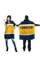 San Diego Chargers LA NFL Hoodie Sweatshirt Poncho One Size Fits Most NEW