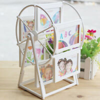 1 Pc Ferris Wheel Photo Album 5 Inch Photo Display Shelf for Wedding Home Party