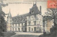 Château de CHAUMONT - (St-Bonnet de Joux)