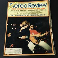 VTG Stereo Review Magazine April 1978 - Hole & Oates Music No Pigeonhole Fits