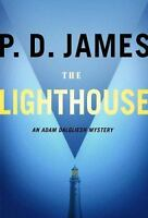 Adam Dalgliesh Mystery: The Lighthouse, #13 by P. D. James (2005, Hardcover)