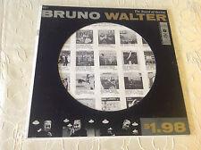 "Bruno Walter (LP) ""The Sound of a Genius"" [us/1956/Columbia Masterworks/WZ 1]"