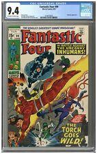 Fantastic Four #99 CGC 9.4
