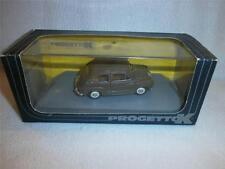 Progetto FIAT 600 D BERLINA Esercito Italiano 1960 PK 152 En parfait état, dans sa boîte 1:43