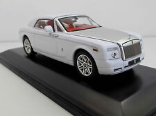 ROLLS-ROYCE Phantom COUPE 2008 WHITE 1/43 IXO MOC130P Rolls Royce Coupé moc130