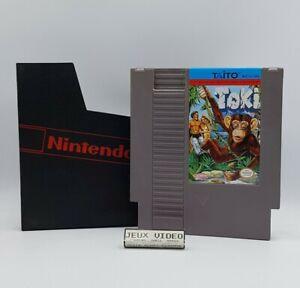 TOKI ( NES-5J-USA ) NINTENDO NES - TAITO
