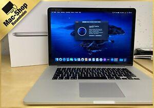 Apple MacBook Pro 15 Zoll i7 2,4 GHz 8 GB RAM 256 GB SSD - 2013 - Händler
