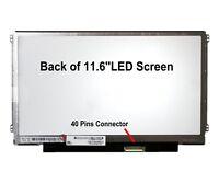 "Genuine Sony Vaio PCG-31311M Laptop 11.6"" LED LCD WXGA HD Display Panel Screen"