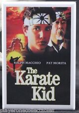 "The Karate Kid Movie Poster - 2"" X 3"" Fridge / Locker Magnet. Ralph Macchio"