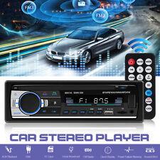 Car Radio bluetooth Stereo MP3 Player Dual USB In-dash Head Unit Remote Control