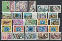 G139285/ LEBANON – YEARS 1963 - 1972 MINT MNH / MH MODERN LOT