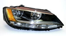 New! Volkswagen Hella Front Right Headlight Assembly 010395361 5C7941006