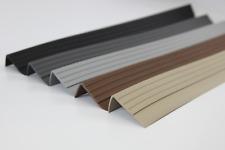 QUEST Nez de marche profil d'angle PVC 30x27mm antidérapant PRIME 150cm