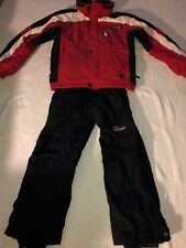 Spyder Boys Ski Snowboard Jacket and pants Size 10