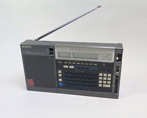 Sony ICF-2001D Receiver / Radio / Weltempfänger - defekt an Bastler