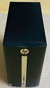HP Pavilion Desktop HP 570-p030 i7-7700 3.6Ghz Samsung 256GB SSD 8GB DDR4 Win10