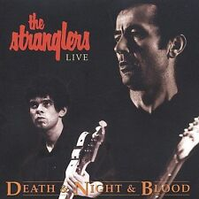 Death & Night & Blood [Remaster] by The Stranglers (CD, Jul-2002, Castle Music L