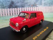 1/43 IXO  Mini Royal mail   1965