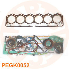 NEW KOMATSU 6D105 S6D105 ENGINE GASKET KIT EXCAVATOR PC200-3 PC200LC-3 PC220-3