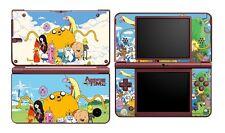 Adventure Time 308 Vinyl Decal Skin Sticker for Nintendo DSi NDSi XL LL