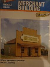 Walthers Cornerstone HO #2881 Merchant Building/Lasercu