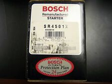 NIB Bosch SR4501X Remanufactured Starter Sunrunner Tracker Sidekick X90 X-90
