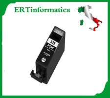 CARTUCCIA COMP PGI 525 NERO CON CHIP CANON PIXMA MG 5150 5220 5250 6120 8120