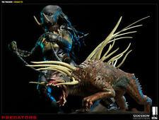 Sideshow Collectibles Predators Statue maquette The Tracker New in box Rare