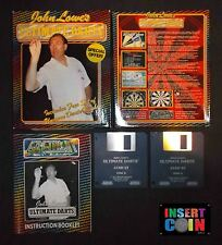 JUEGO ATARI ST  JOHN LOWE´S ULTIMATE DARTS, GREMLIN, NO TESTED