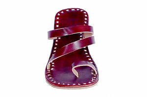 BROWN LEATHER SLIPPERS WOMENS SLIPPERS CASUAL SANDALS INDIAN CHAPPALS FOOTWEAR