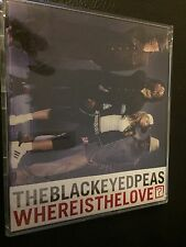 THE Black Eyed Peas Where Is The Love used 4 Track cd-single 2003 Free post