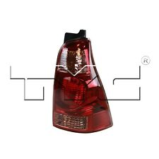 TYC 11-6062-01-1 Toyota 4Runner Left Replacement Tail Lamp