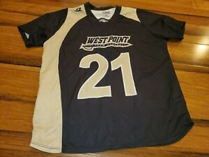 West point military Academy Handball Jersey Boathouse Size XL team issue #21