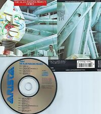 THE ALAN PARSONS PROJECT-I ROBOT-1977-USA-ARISTA RECORDS ARCD 8040 DIDX 58-CD-M