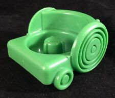 Fisher Price Little People Green Bus Wheelchair