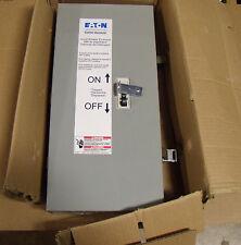 Cutler Hammer 100 amp circuit breaker enclosure SFDN100 FD3100 NIB