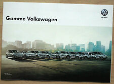 Catalogue gamme Volkswagen France 2014 - Up! Passat Scirocco Coccinelle Eos Golf