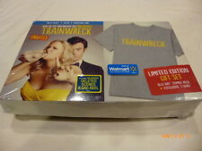 """SEALED 'TRAINWRECK"""" UNRATED BLU-RAY COMBO PACK+ EXLUSIVE GIFT SET See detail"""