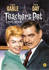 Teacher's Pet,1958 (DVD,All,Sealed,New,Keep Case) Clark Gable, Doris Day