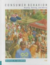 Consumer Behavior: Buying, Having, and Being (11th Edition) by Solomon, Michael