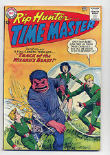Rip Hunter Time Master #17 VG/F 1963 ~ Fast Shipping  ~ DC Silver Age Comic Book