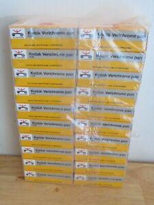 (1) Pack of Kodak Verichrome Pan VP 126-12 Black & White Film Exp 1986 SEALED!
