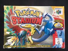 Nintendo 64 : Pokemon Stadium 2 N64 CIB