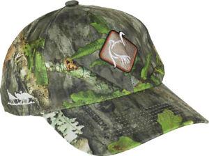 Drake Waterfowl Ol' Tom Camo Dura-Lite Diamond Logo Adjustable Hat, Obsession