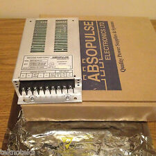 ABSOPULSE MIW162-P4113   95-264V-AC 125V-DC 150W 1.2A SWITCHING  POWER SUPPLY