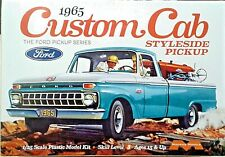 Moebius 1965 Ford Custom Cab Styleside Pickup, New (2019), in Factory Sealed Box