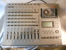 "TASCAM 488 Portastudio Vintage Analog 8 Track and Free Tape ""Tested"""