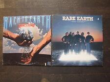 2 LP 's Rare Earth raccolta